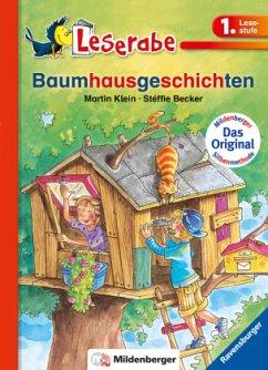 Baumhausgeschichten - Klein, Martin