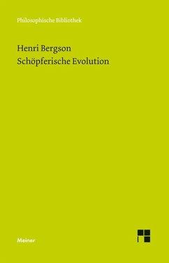 Schöpferische Evolution (eBook, PDF) - Bergson, Henri