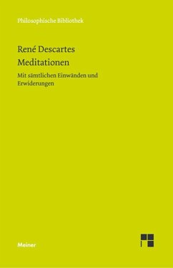 Meditationen (eBook, PDF) - Descartes, Rene