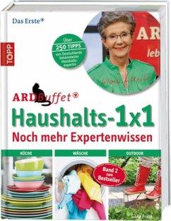 ARD Buffet Haushalts-1x1 - Noch mehr Expertenwissen - Frank, Silvia