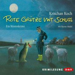 Rote Grütze mit Schuss / Thies Detlefsen Bd.1 (MP3-Download) - Koch, Krischan