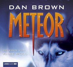 Meteor, 6 Audio-CDs - Brown, Dan