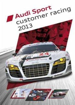 Audi Sport customer racing 2013 - Wegner, Alexander von