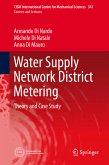 Water Supply Network District Metering (eBook, PDF)