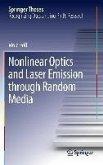 Nonlinear Optics and Laser Emission through Random Media (eBook, PDF)