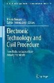 Electronic Technology and Civil Procedure (eBook, PDF)