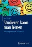 Studieren kann man lernen (eBook, PDF)