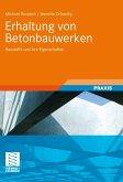 Erhaltung von Betonbauwerken (eBook, PDF)