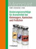 Dosierungsvorschläge für Arzneimittel bei Kleinnagern, Kaninchen und Frettchen (eBook, PDF)