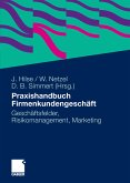 Praxishandbuch Firmenkundengeschäft (eBook, PDF)