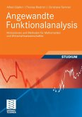 Angewandte Funktionalanalysis (eBook, PDF)
