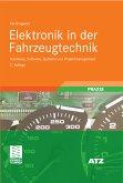 Elektronik in der Fahrzeugtechnik (eBook, PDF)