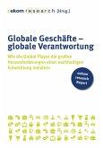 Globale Geschäfte - globale Verantwortung (eBook, PDF)