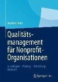 Qualitätsmanagement für Nonprofit-Organisationen (eBook, PDF)