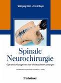 Spinale Neurochirurgie (eBook, PDF)