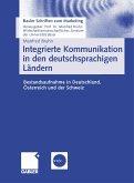 Integrierte Kommunikation in den deutschsprachigen Ländern (eBook, PDF)