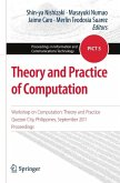 Theory and Practice of Computation (eBook, PDF)