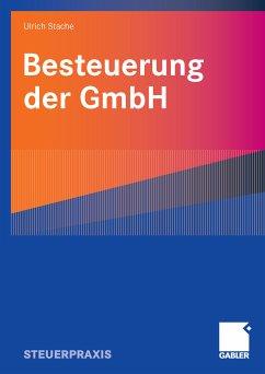 Besteuerung der GmbH (eBook, PDF) - Stache, Ulrich