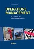 Operations Management (eBook, PDF)