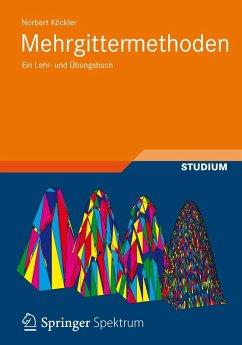 Mehrgittermethoden (eBook, PDF) - Köckler, Norbert