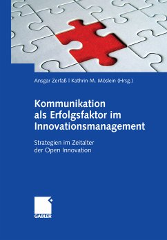 Kommunikation als Erfolgsfaktor im Innovationsmanagement (eBook, PDF)