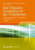 Das IT-Gesetz: Compliance in der IT-Sicherheit (eBook, PDF)
