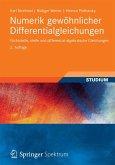 Numerik gewöhnlicher Differentialgleichungen (eBook, PDF)