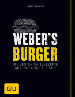 Weber's Burger (eBook, ePUB) - Purviance, Jamie