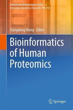 Bioinformatics of Human Proteomics (eBook, PDF)