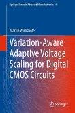 Variation-Aware Adaptive Voltage Scaling for Digital CMOS Circuits (eBook, PDF)
