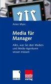 Media für Manager (eBook, PDF)