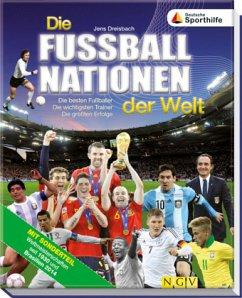 Die Fußballnationen der Welt - Dreisbach, Jens