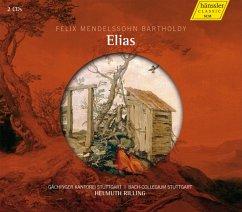 Elias - Helmut Rlling/Gächinger Kantorei/Bach-Collegium Stuttgart