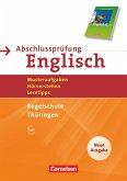 English G 21. 10. Schuljahr. Abschlussprüfung Englisch. Arbeitsheft mit Lösungsheft und Audios online. Neue Ausgabe. Regelschule Thüringen