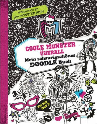 monster high coole monster berall von kirsten mayer buch b. Black Bedroom Furniture Sets. Home Design Ideas