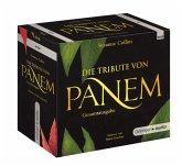Die Tribute von Panem (Gesamtausgabe), 18 Audio-CDs