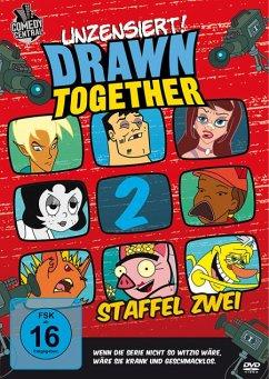 Drawn Together - Staffel 2 - 2 Disc DVD