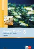 Lambacher Schweizer. 8. Schuljahr. Arbeitsheft plus Lösungsheft. Sachsen