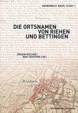 Die Ortsnamen von Riehen und Bettingen