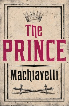 The Prince - Machiavelli, Niccolò