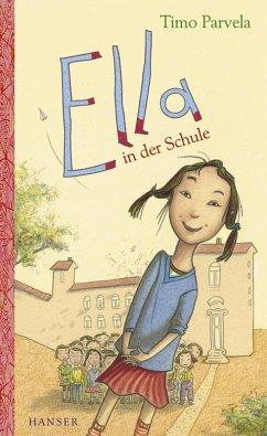 Ella in der Schule / Ella Bd.1 (eBook, ePUB) - Parvela, Timo