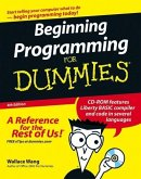 Beginning Programming For Dummies (eBook, PDF)
