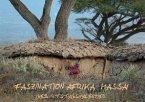 Faszination Afrika: Massai Geburtstagskalender (Wandkalender immerwährend DIN A4 quer)