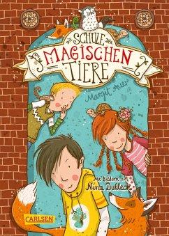 Die Schule der magischen Tiere Bd.1 (eBook, ePUB) - Auer, Margit