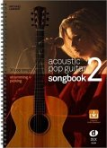 Acoustic Pop Guitar Songbook, m. Audio-CD