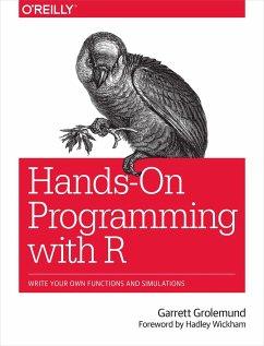 Hands-On Programming with R - Grolemund, Garrett