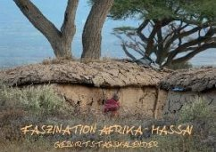 Faszination Afrika: Massai Geburtstagskalender (Wandkalender immerwährend DIN A3 quer)