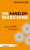 Die Kanzlermaschine (eBook, ePUB)