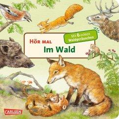 Im Wald / Hör mal Bd.9 - Möller, Anne