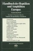 Handbuch der Reptilien und Amphibien - Gesamtregister